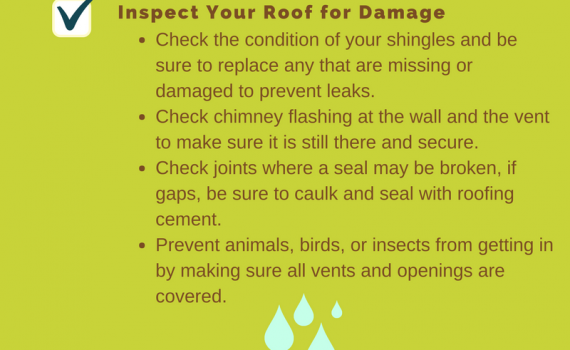 Fall Roof Maintenance Checklist from CCS Property Services