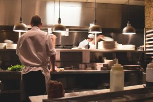 restaurant-facilities benefit from sanitizing and deoderizing