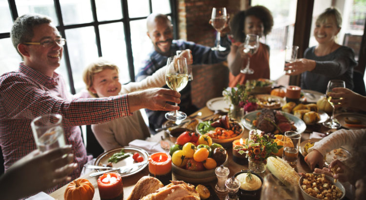 Prepare Your Home for Holiday Guests Holiday Gathering with extra people in the house