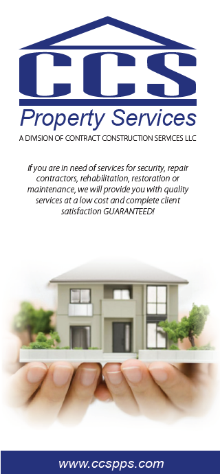 CCS Property Services Service Brochure