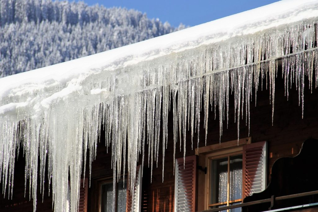 remove ice dams