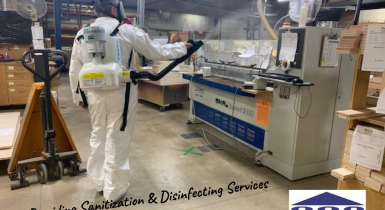 Professional Sanitizing and Disinfecting Companies